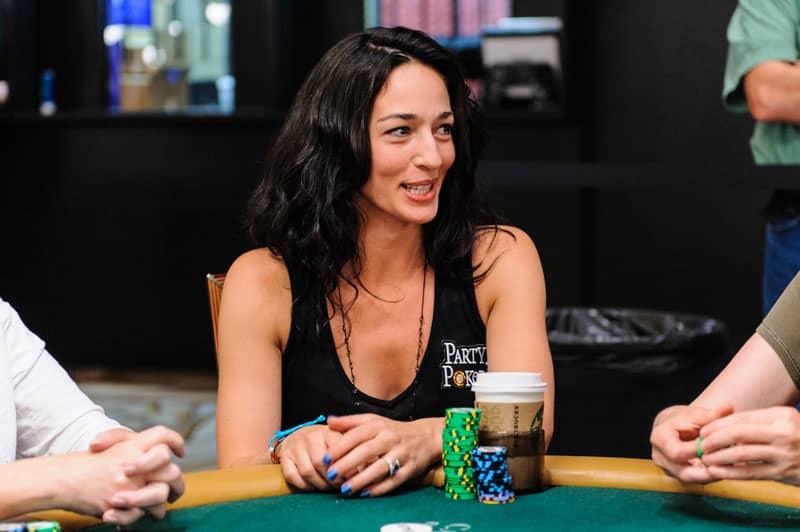 famous women in poker kara scott