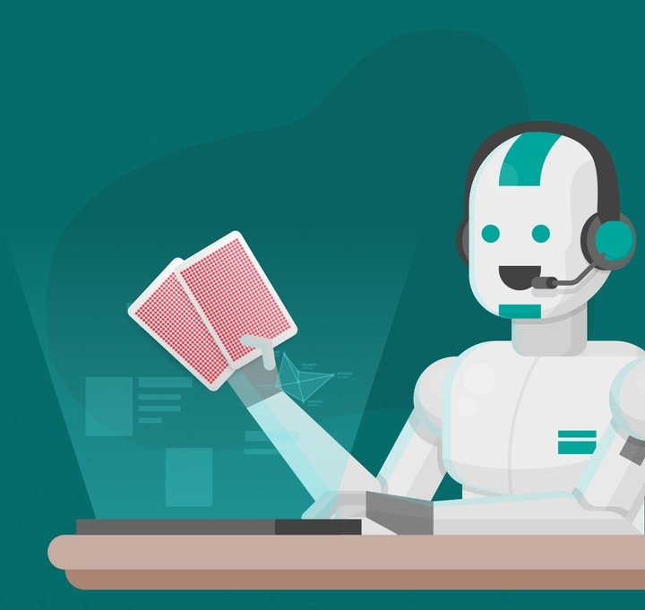 software and bots in history of poker