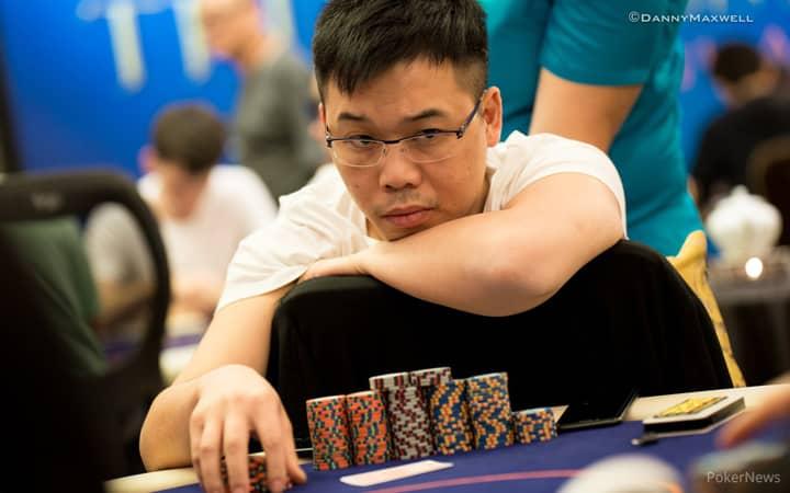 tsang poker wins