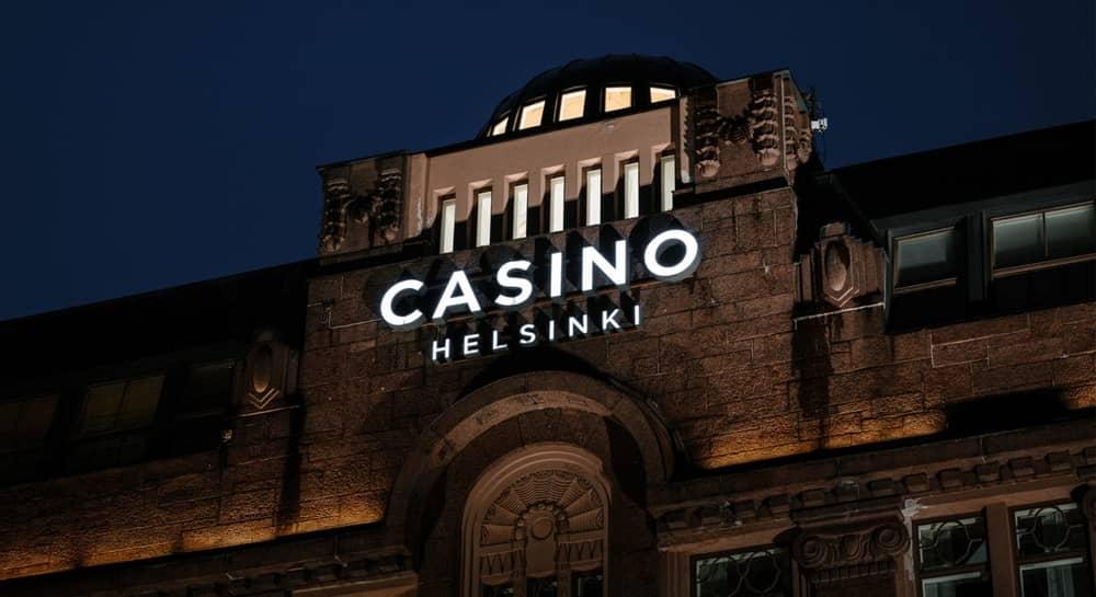 casino helsinki poker