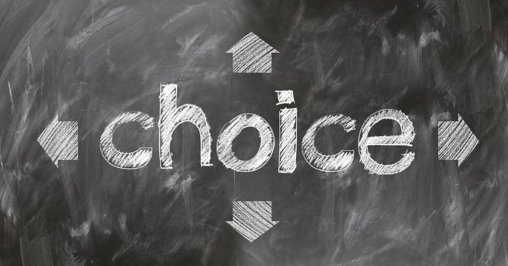 choose between video poker and slots