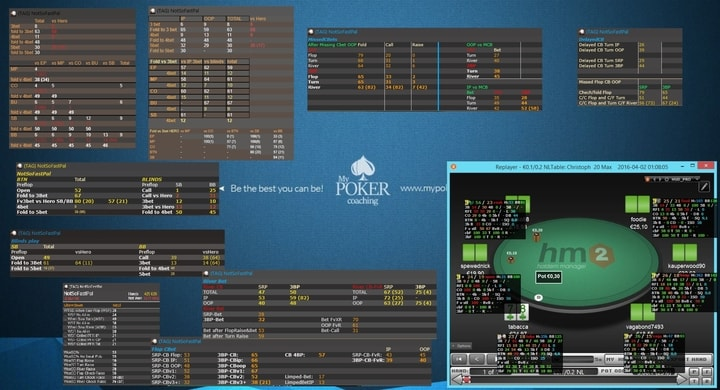 multi table poker hud
