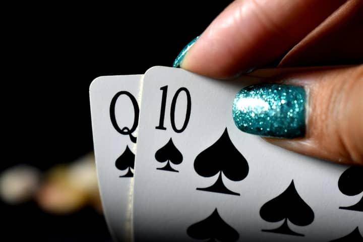 poker flush game