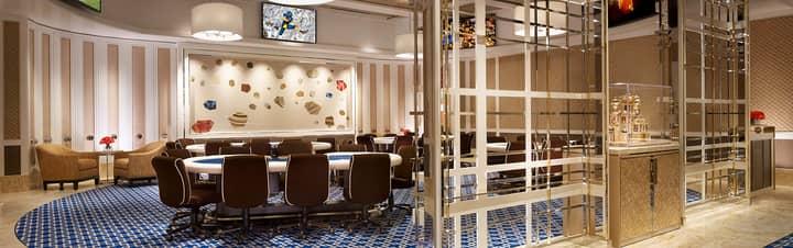 wynn poker room las vegas