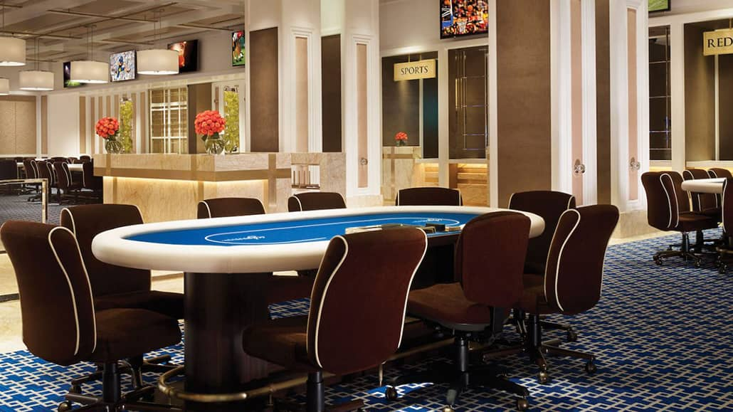 wynn poker room