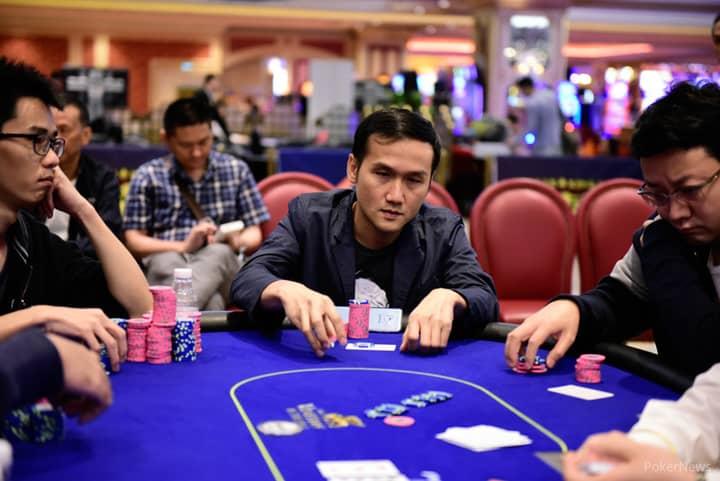 Known Vietnamese Poker Player Linh Tran