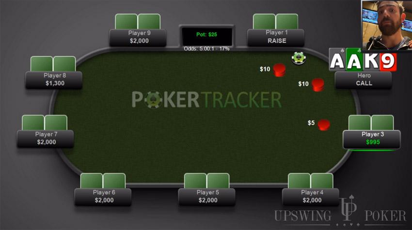 Live PLO Dominance poker hands