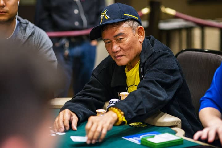 Man Nguyen - The Master Vietnam poker player