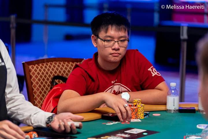 Vietnamese Poker Players Thai Ha