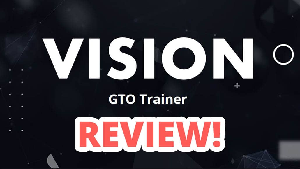 Vision GTO Trainer Review