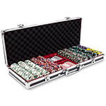claysmith poker set