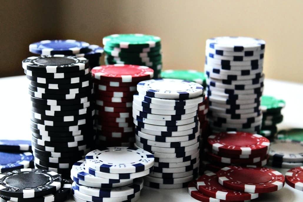 custom poker chip case