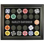 harley davidson poker chips