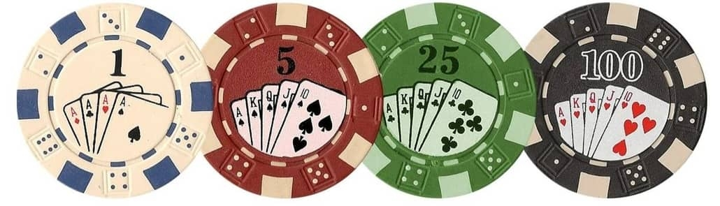Rules of poker betting chips inter v napoli betting preview nfl