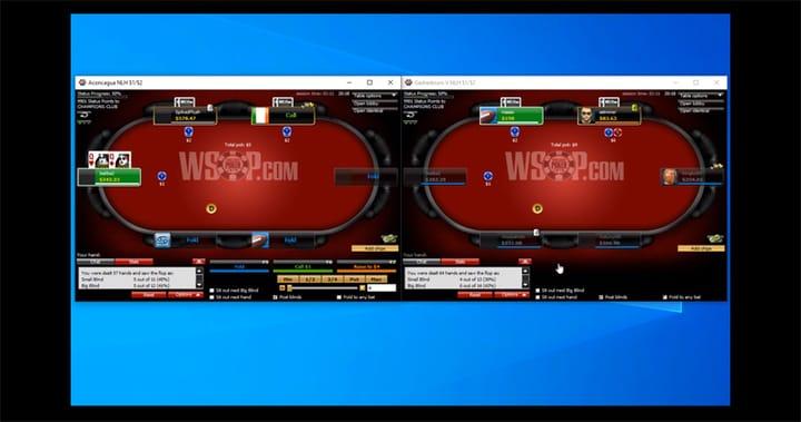 Cash Game Challenge live play