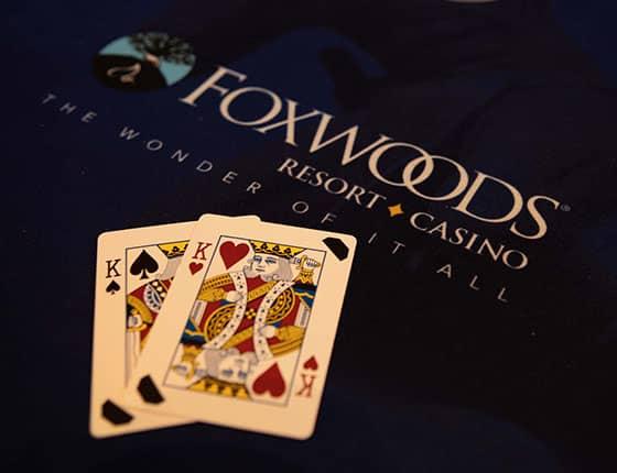 Foxwoods Poker Room