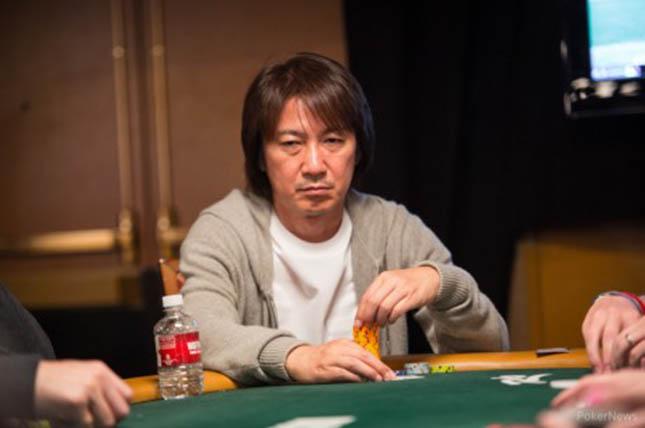Masaaki Kagawa japan poker