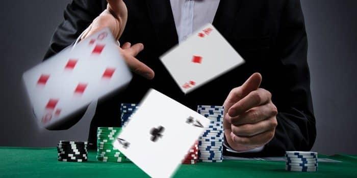 Planet Hollywood Poker room cash games