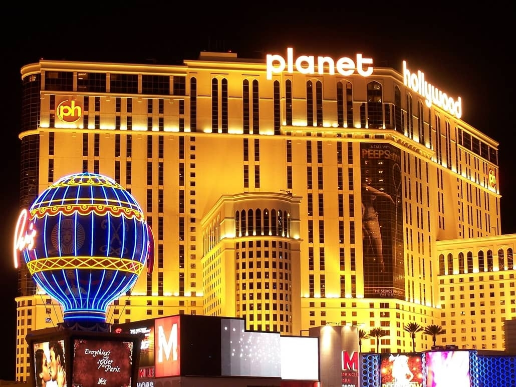 Planet Hollywood Poker tournaments