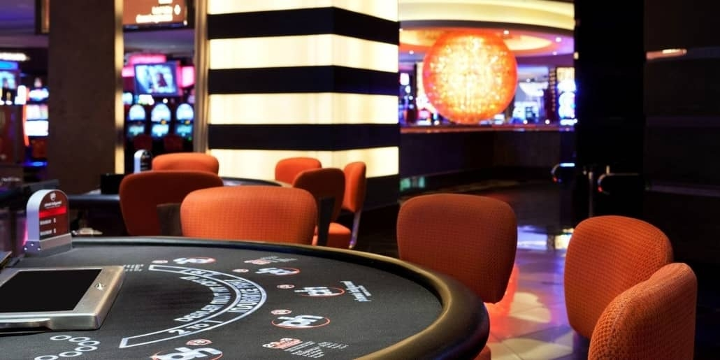 Planet Hollywood casino games