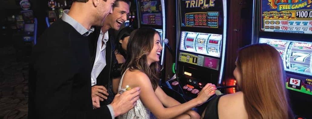 aria casino games