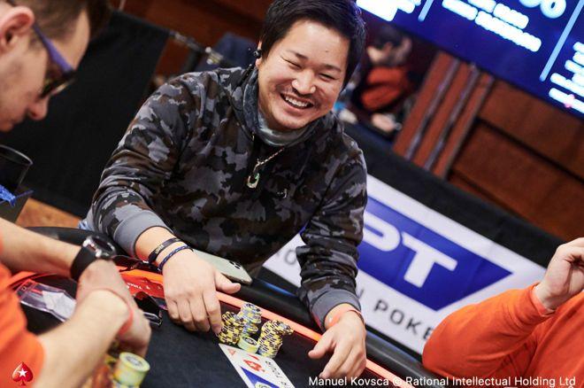 japanese poker player Tsugunari Toma