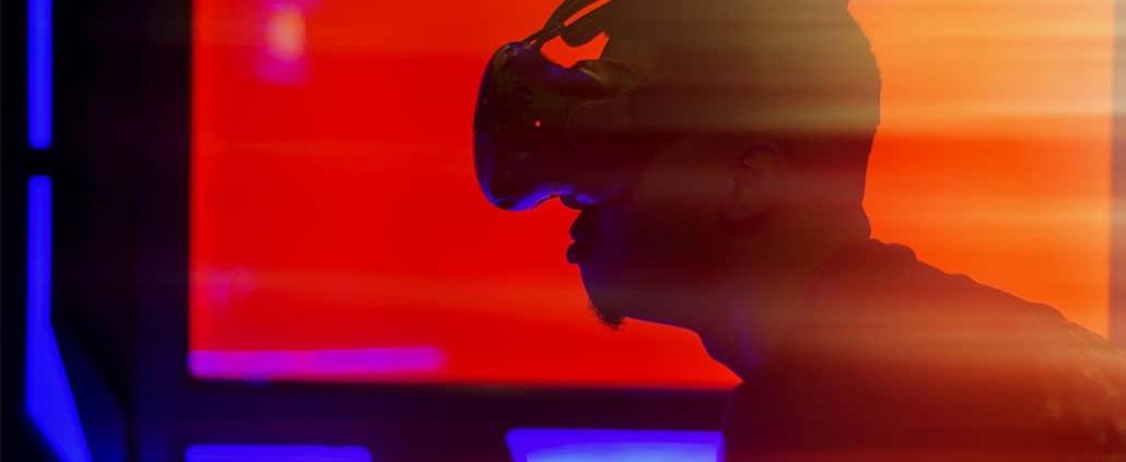 virtual reality online poker