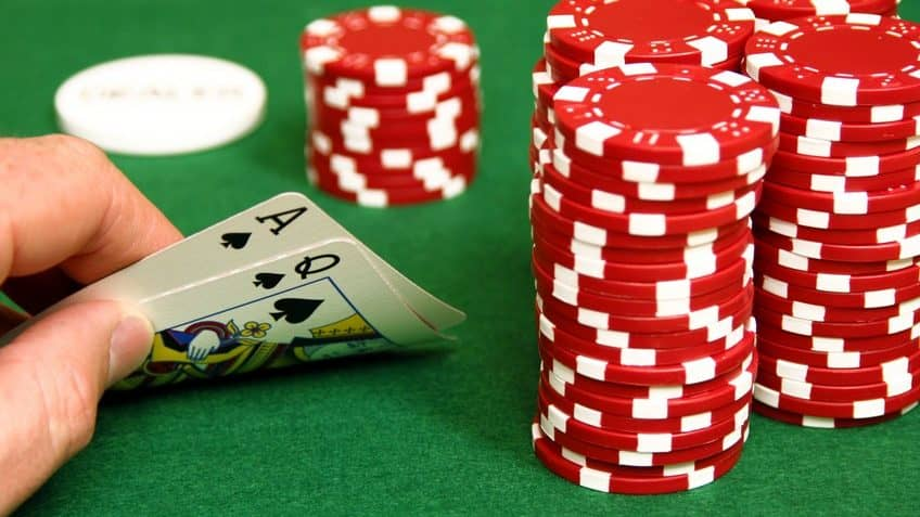 Caesars Palace Poker cash games