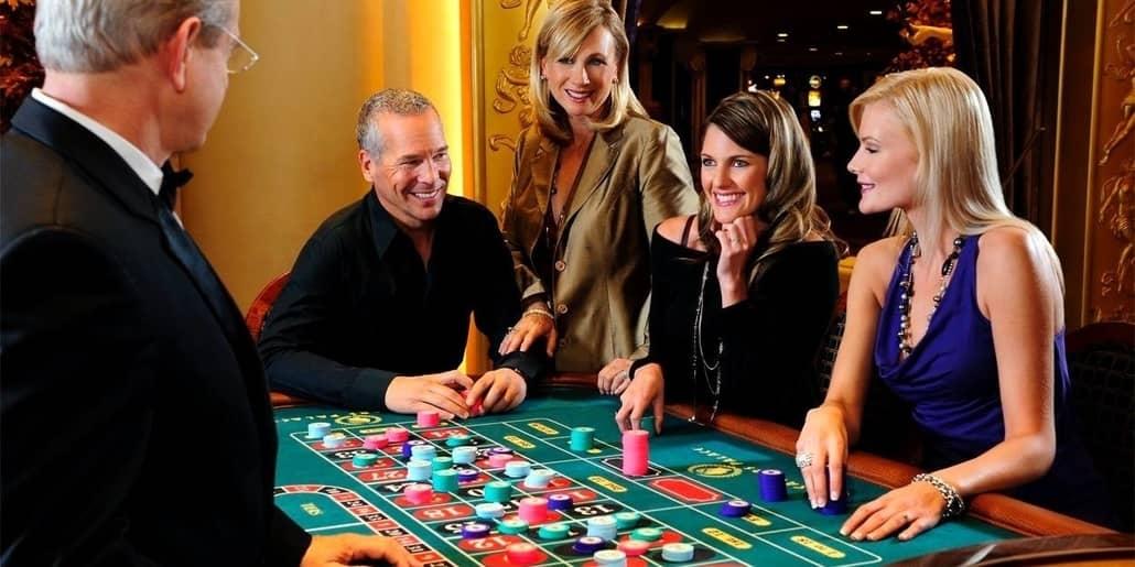 Caesars Palace casino games