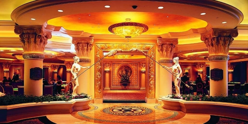 Caesars Palace resort and casino