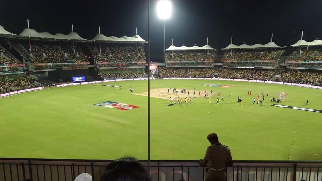 Cricket celebrities in india