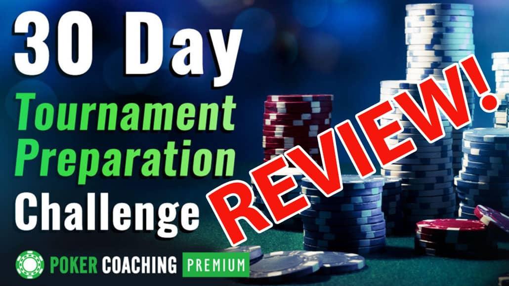 Pokercoaching Tournament Challenge Review