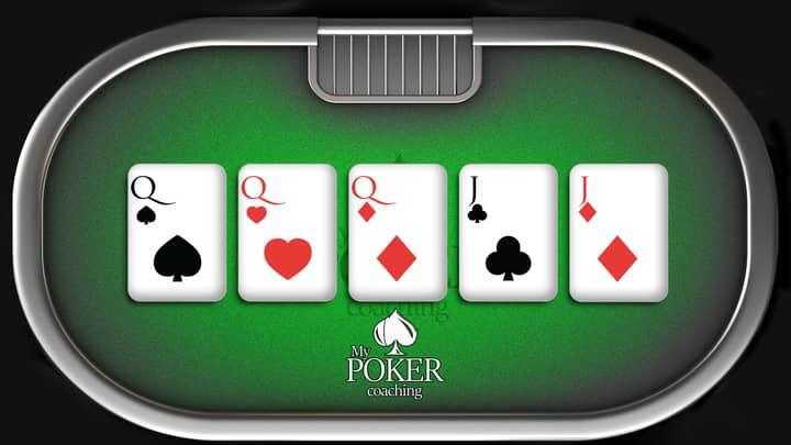 full house poker hands