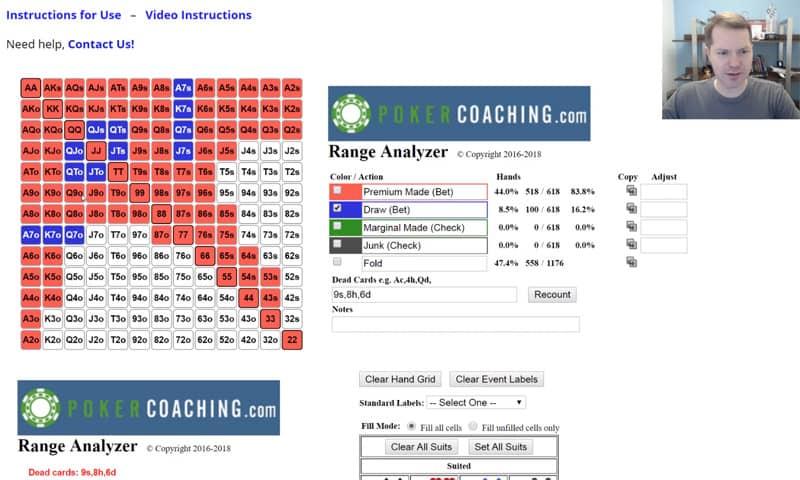 homeworks of poker coaching tournament preparation challenge