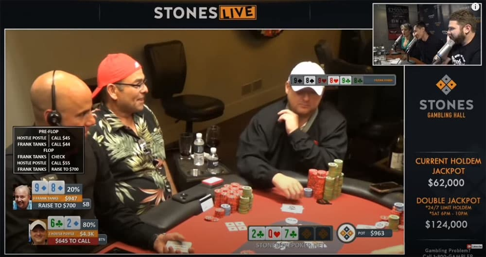 mike postle poker cheating story