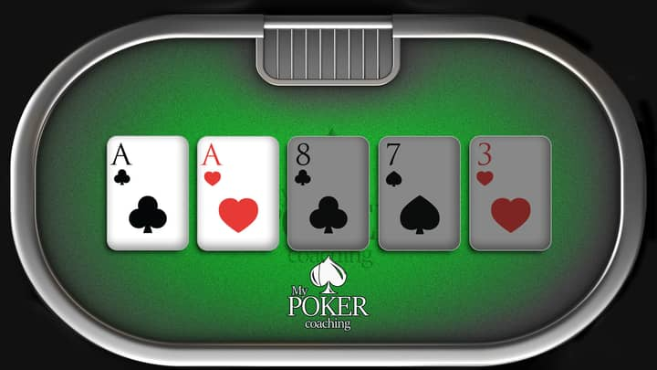 one pair poker hands