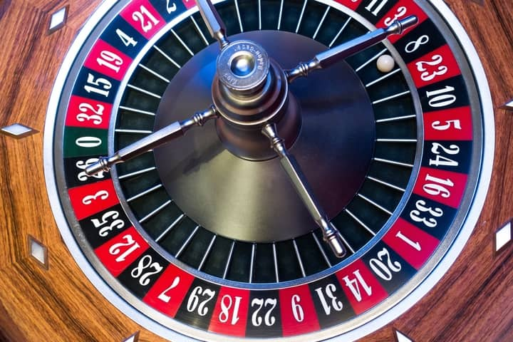 playing roulette for fun
