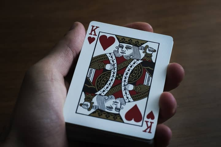 poker rules playing cards