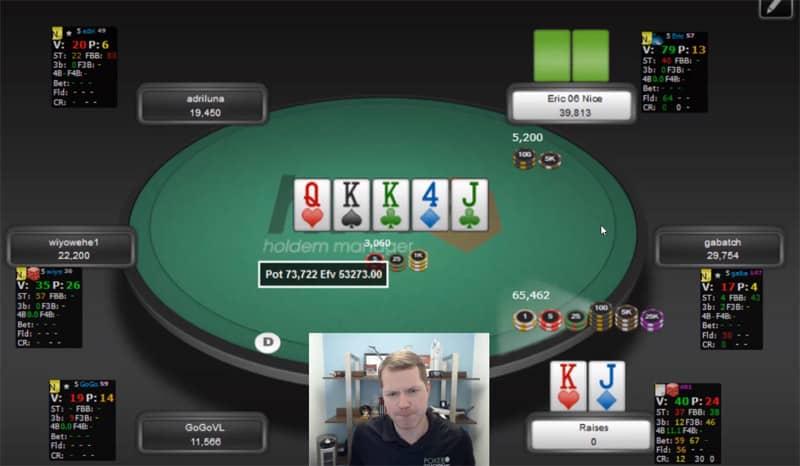 pokercoaching tournament challenge review poker stats
