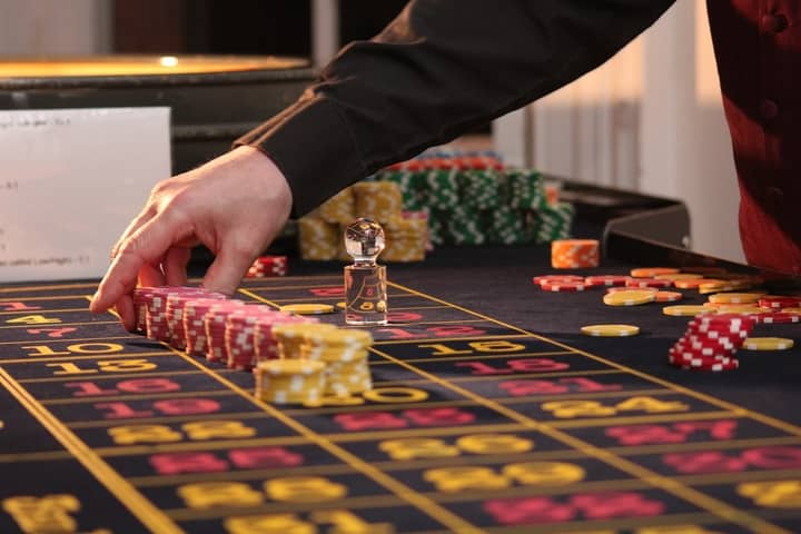 roulette casino odds