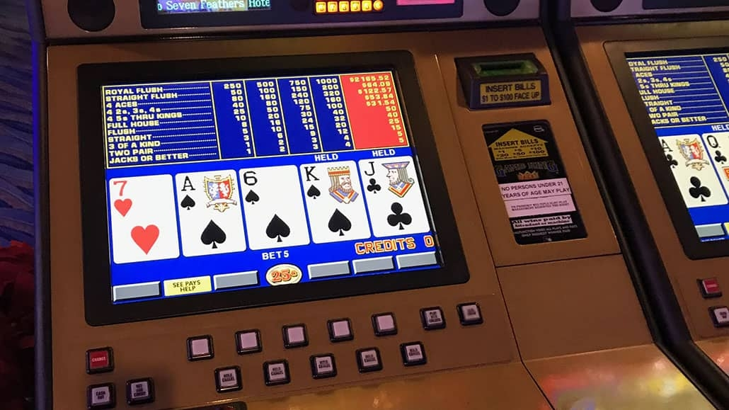video poker evolution and history