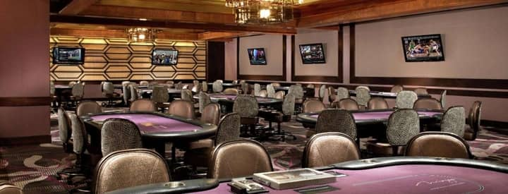 Mirage Poker Room Review