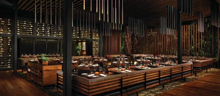 Mirage casino dining las vegas