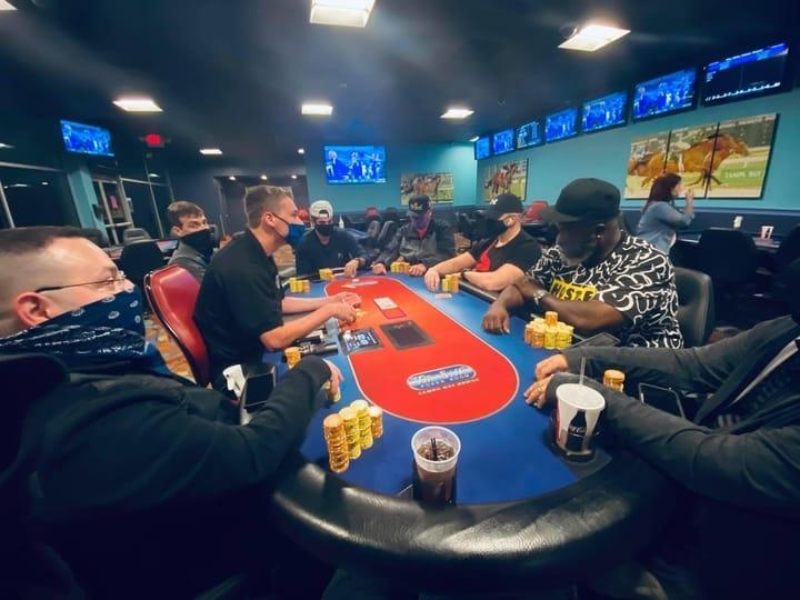 Silks Poker tournaments