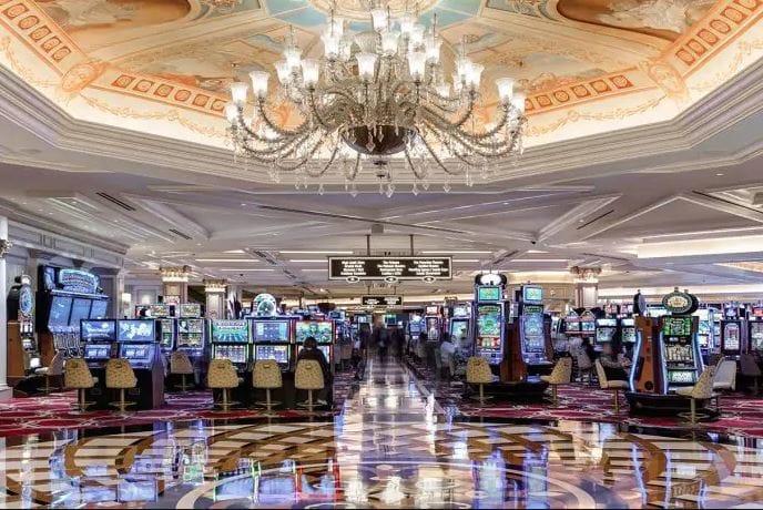 Venetian Casino Games