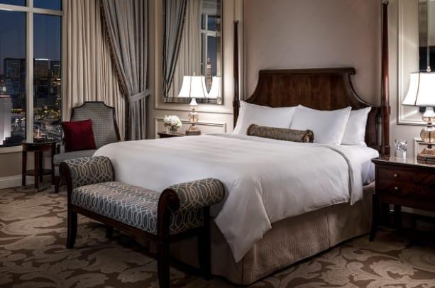 Venetian hotel rooms