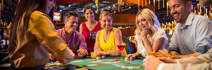 Wind Creek Casino Games