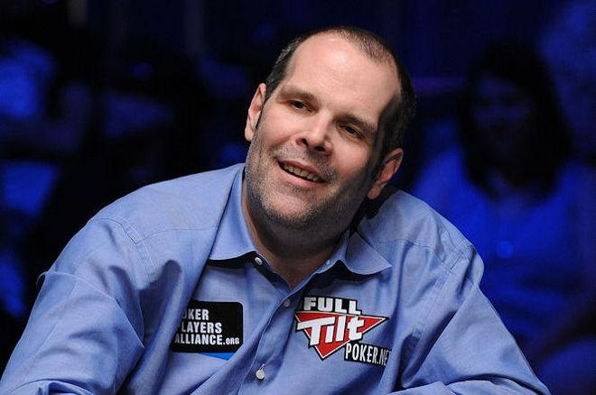 full tilt poker scandal Howard Lederer