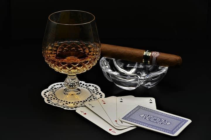 irish poker drinking game rules