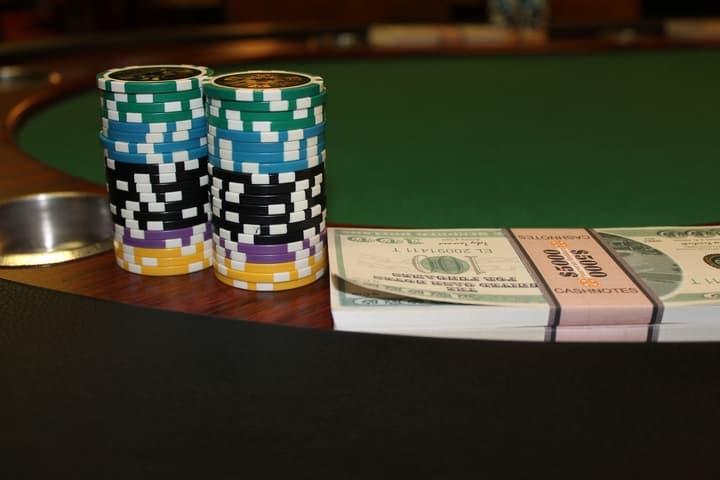 mirage poker room cash games